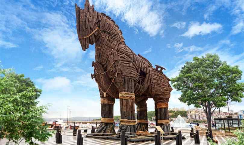 ทัวร์ตุรกี Spirit of Turkey เที่ยวสาบายชมม้าไม้จำลองที่เมืองทรอย 8วัน 5คืน
