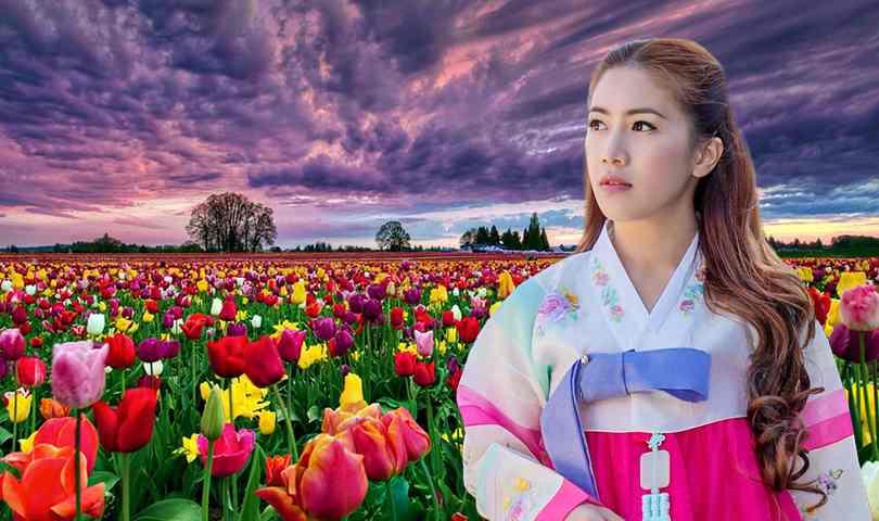 ทัวร์เกาหลี SUMMER GOLD ลั้ลลาท่ามกลางสวนทิวลิป 5วัน 3คืน บินแอร์เอเชีย เอ็ก (XJ)