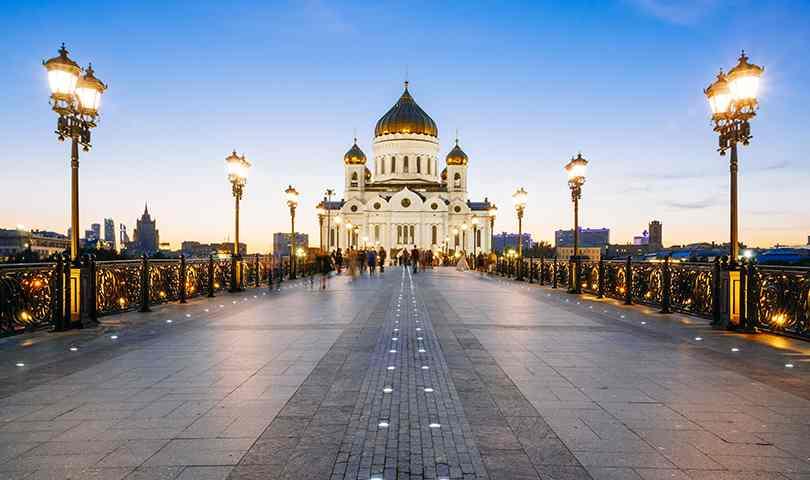 ทัวร์รัสเซีย เชียร์บอลโลก เที่ยว 2เมือง สุดคุ้ม มอสโคว์ เซ็นต์ปีเตอร์สเบิร์ก 8วัน 6คืน