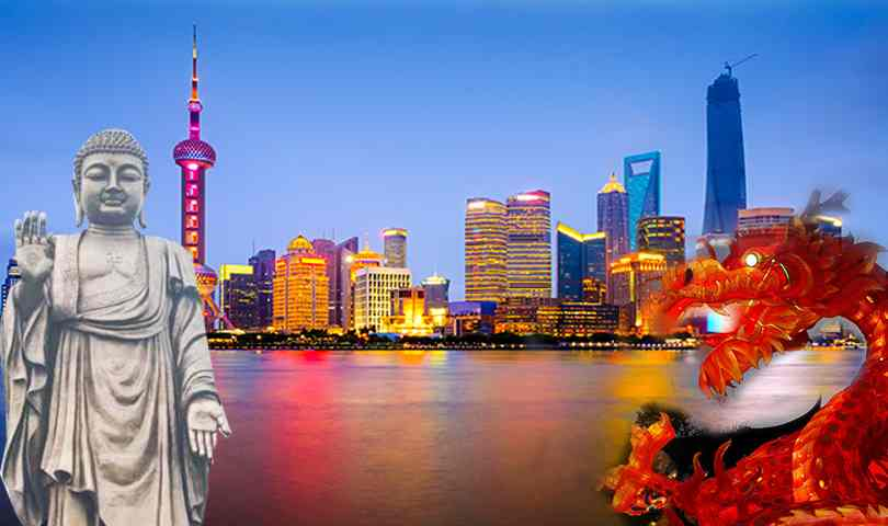 ทัวร์จีน เที่ยวคุ้ม 3เมือง เซี่ยงไฮ้ หังโจว อู๋ซี 5วัน 3คืน