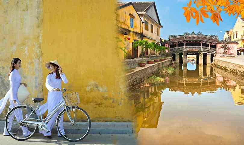 ทัวร์เวียดนาม เที่ยวครบ 3เมืองหลัก เว้ ดานัง ฮอยอัน 3วัน 2คืน