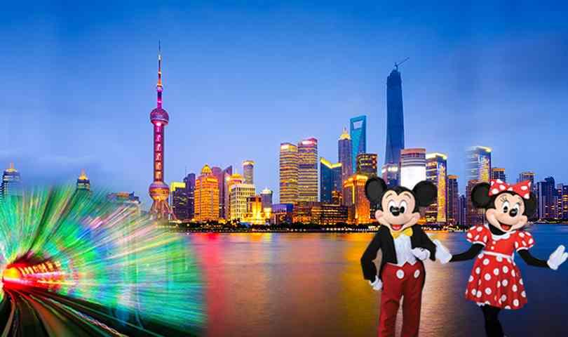 ทัวร์จีน เที่ยวเซี่ยงไฮ้สุดคุ้ม สนุสนานกับดิสนีย์แลนด์เต็มวัน 5วัน 3คืน