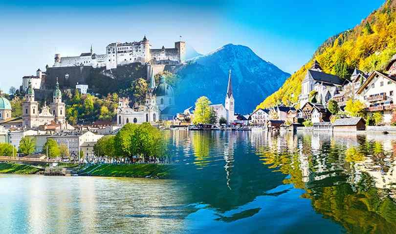 ทัวร์ยุโรป  ออสเตรีย  เยอรมัน 8 วัน (TG)