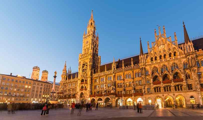 ทัวร์ยุโรป ไฟท์เดียว เที่ยว 5 ประเทศ ออสเตรีย ฮังการี สโลวัก เชก เยอรมนี 10วัน 7คืน