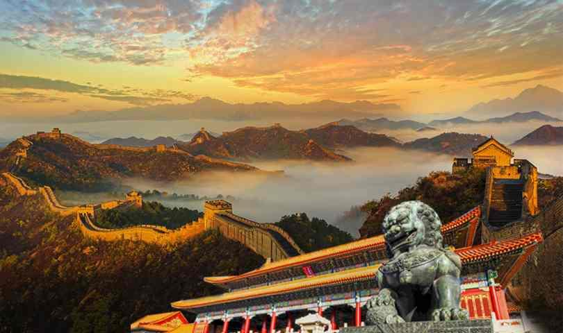 ทัวร์จีน เที่ยวปักกิ่ง บินหรู พักดี 4 ดาว ชมความยิ่งใหญ่กำแพงเมืองจีน 5วัน 3คืน