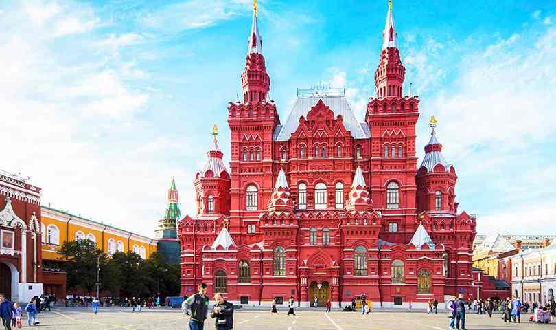 เที่ยวรัสเซีย แบบจุใจ ไป 3เมือง มอสโคว์ เซ้นต์ปีเตอร์สเบิร์ก พุชกิ้น 7วัน 5คืน