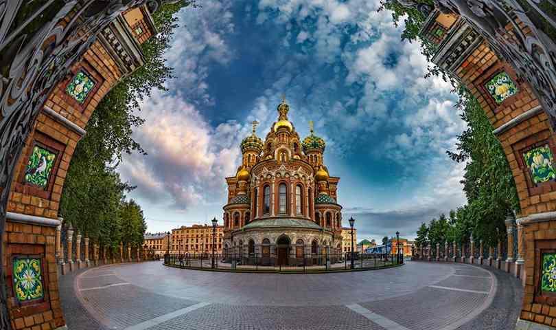 ทัวร์รัสเซีย ชมเมืองมอสโคว์ พระราชวังเครมลิน โบสถ์หยดเลือด 8วัน 5คืน