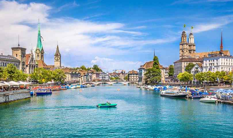 ทัวร์สวิสเซอร์แลนด์ เที่ยวสวิสเซอร์แลนด์ จุใจ 8 วัน  (TG)
