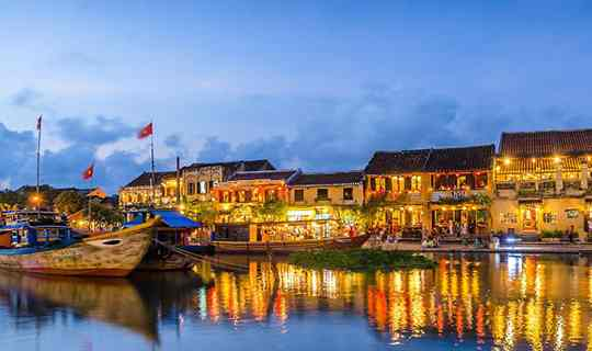 ทัวร์เวียดนามกลาง เว้ ดานัง ฮอยอัน 4วัน 3คืน บินบางกอกแอร์เวย์(PG)