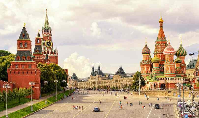 ทัวร์รัสเซีย เชียร์บอลโลก เซนต์ปีเตอร์สเบิร์ก มหาวิหารเซนต์ไอแซค 6วัน 4คืน