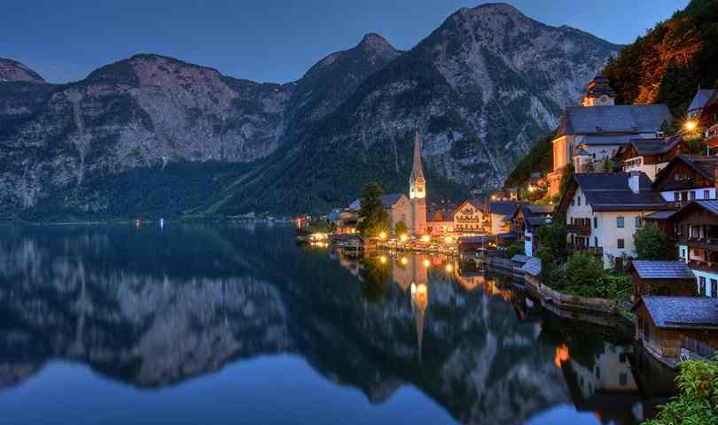 ทัวร์ยุโรป เที่ยวคุ้มค่า 5ประเทศ ออสเตรีย ฮังการี สโลวัค เชก เยอรมนี 10 วัน 7 คืน