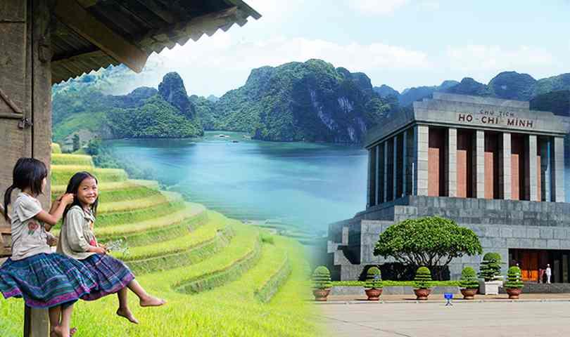 ทัวร์เวียดนาม ฮานอย ซาปา ฮาลอง เที่ยวคุ้ม บินเช้า กลับดึก 4วัน 3คืน