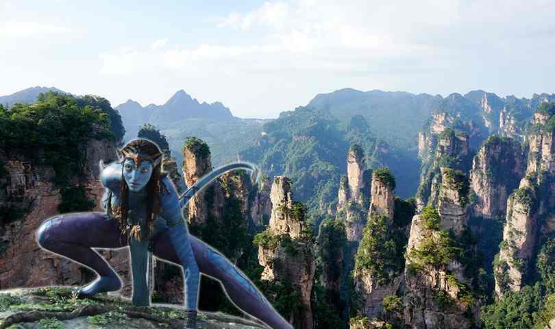 ทัวร์จีน สัมผัสสุดยอดธรรมชาติ เขาเทียนเหมินซาน 4 วัน 3 คืน