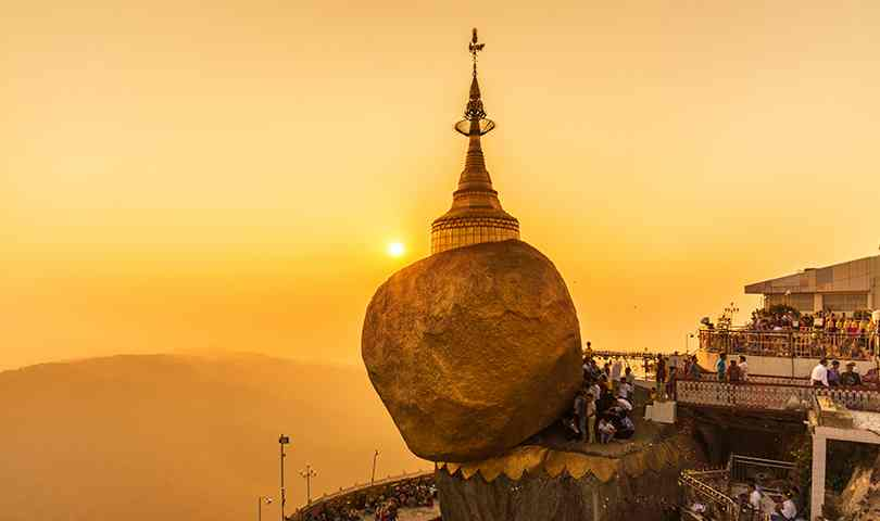 ทัวร์พม่า สักการะ 3 มหาบูชาสถาน ย่างกุ้ง หงสา สิเรียม อินทร์อแขวน  3วัน 2คืน