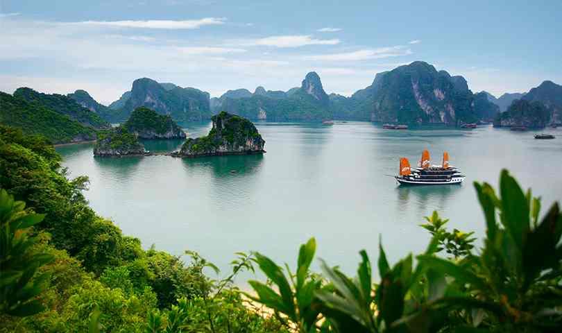 ทัวร์เวียดนาม บินไปกับพี่สิงโต เที่ยวเวียดนามเหนือ ฮานอย ล่องอ่าวฮาลอง 3วัน 2 คืน