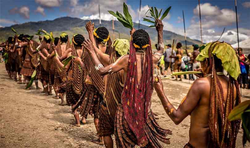 ทัวร์อินโดนีเซีย ดินแดนเวสต์ ปาปัว หมู่เกาะ ราชาอัมปัต 10 วัน