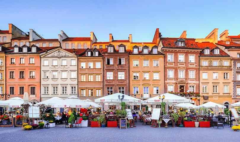 ทัวร์ยุโรป เที่ยวโปแลนด์ 8วัน (บิน AY)