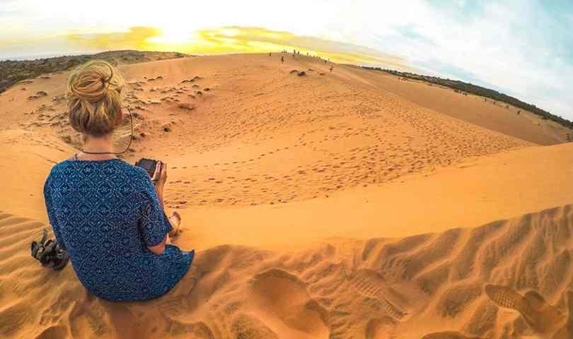 ทัวร์เวียดนามใต้ โฮจิมินห์ ทะเลทรายมุยเน่ เมืองแห่งดอกไม้ดาลัท 4วัน 3คืน