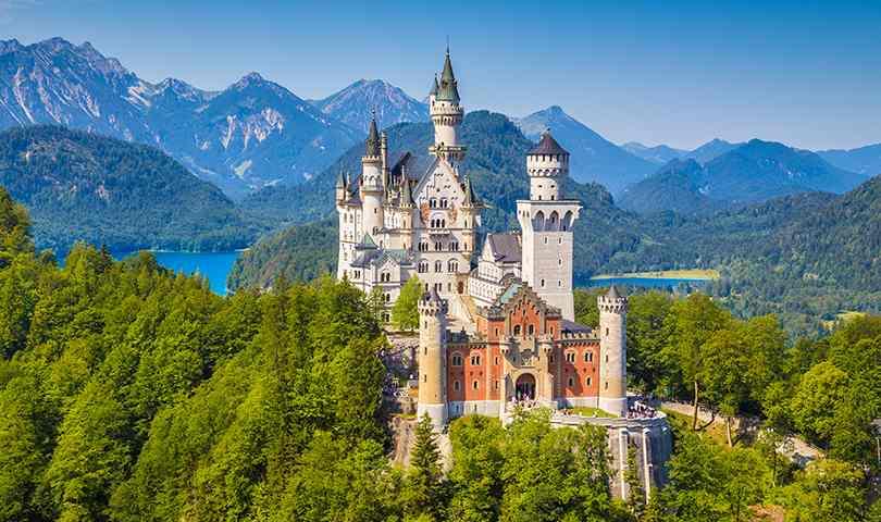 ทัวร์ยุโรป Beautiful Romance ออสเตรีย เยอรมนี สวิส อิตาลี 10วัน 7คืน