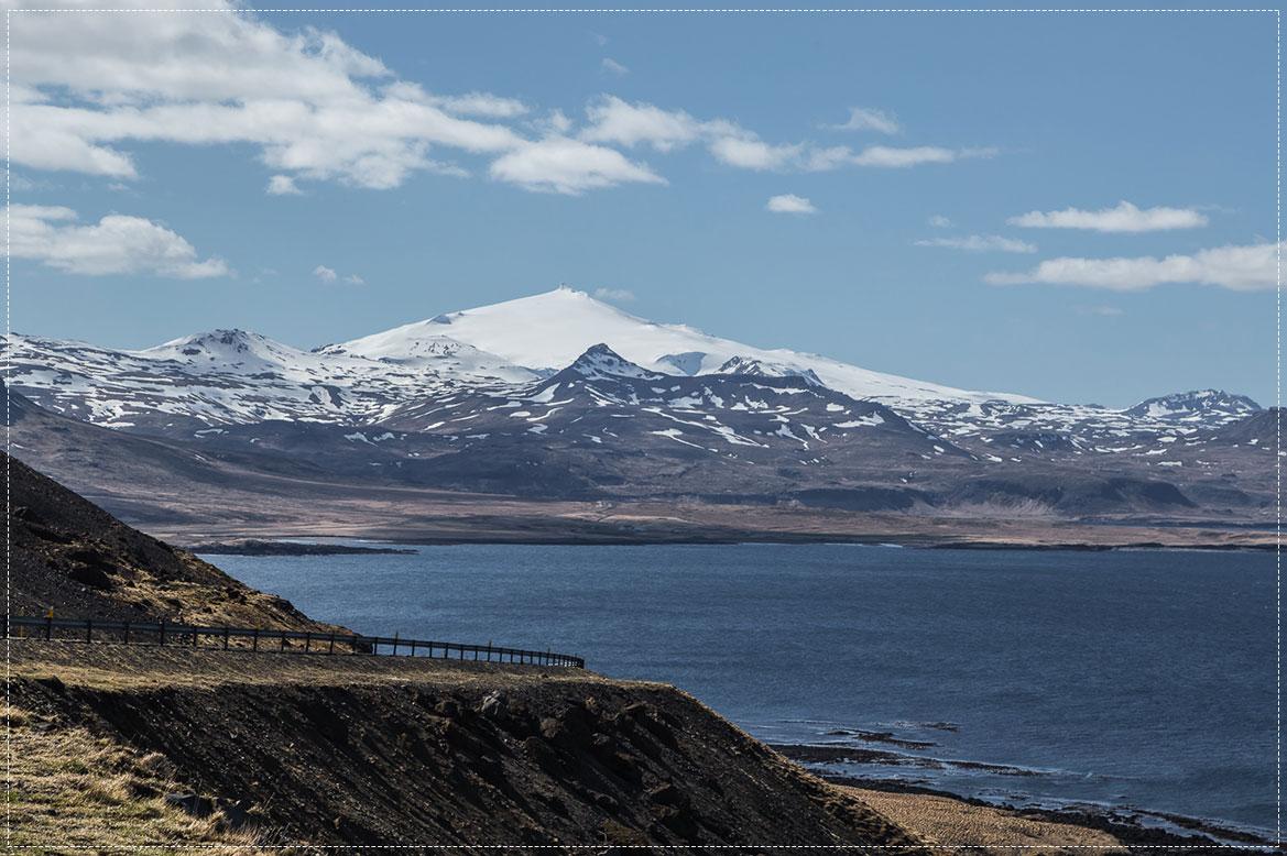 ธารน้ำแข็ง Snæfellsjökull