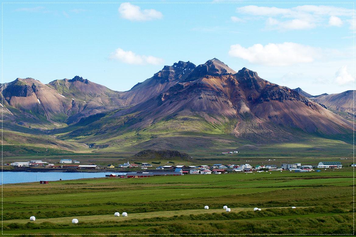 บ้านชาวประมง Borgarfjörður Eystri