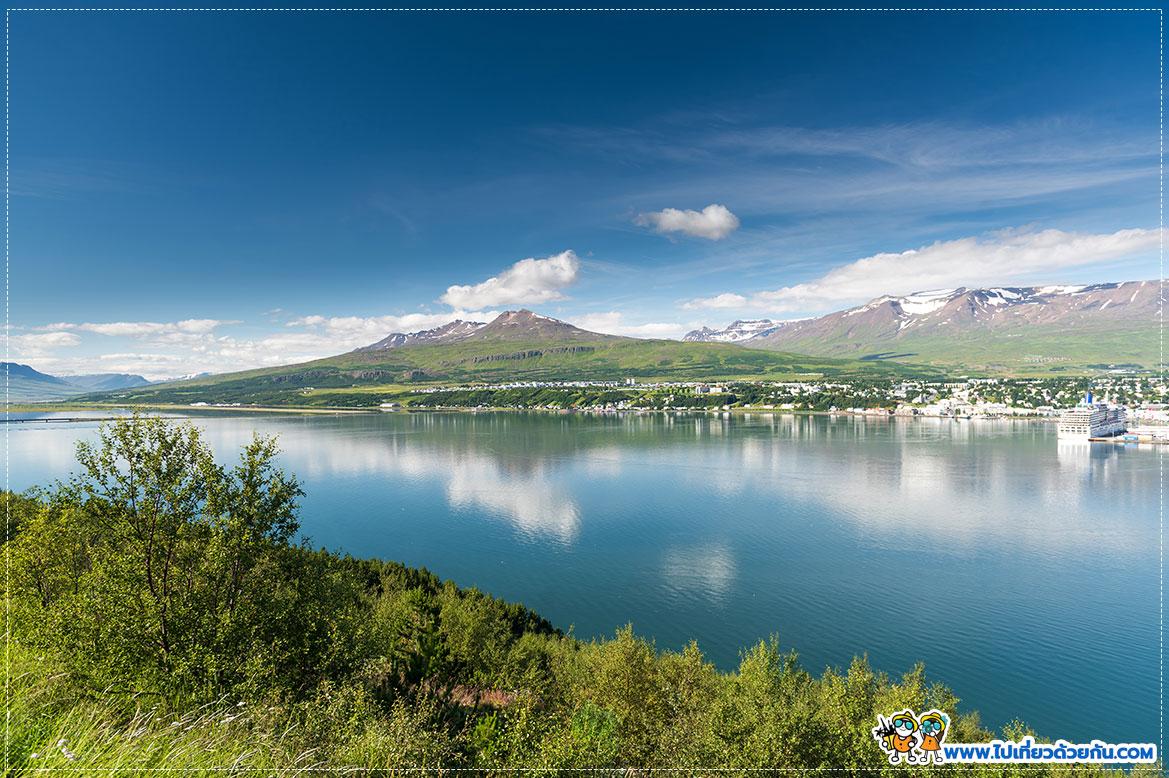เมืองอาคูเรย์รี่ (Akureyri)