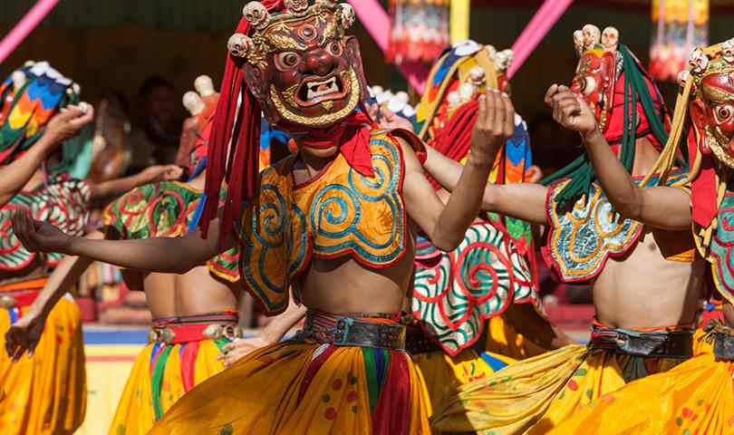 ทัวร์ภูฏาน วิมานมังกรสันติ ช่วงฤดูหนาว ตลอดเดือนธันวาคม 5วัน 4คืน