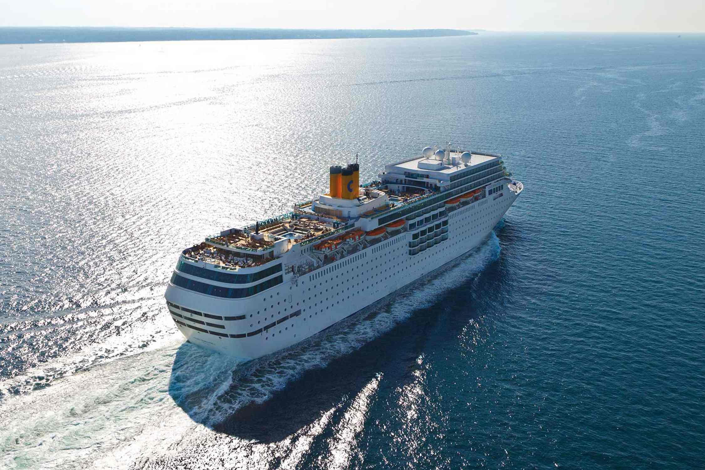 ทัวร์ล่องเรือสำราญ โตเกียว–โกเบ–เชจู (เกาหลี)–คาโกชิม่า-โตเกียว 8 วัน 6 คืน