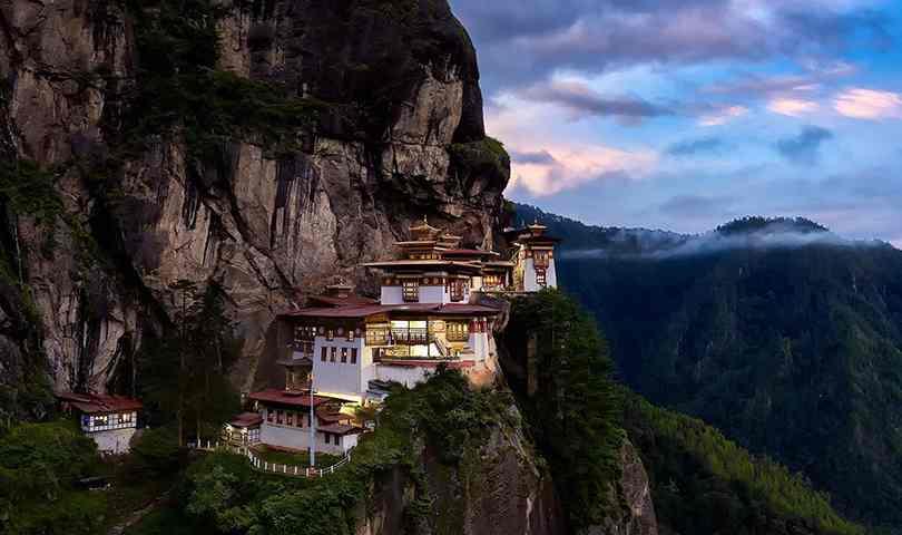 ทัวร์ภูฏาน วิมานมังกรสันติ ช่วงฤดูใบไม้ร่วง ตลอดเดือนตุลาคม 5วัน 4คืน