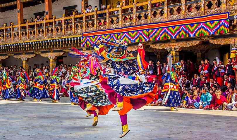 ทัวร์ภูฏาน เที่ยวสุดคูล กับบรรยากาศหนาวเย็น ตลอดเดือนมกราคม 5วัน 4คืน