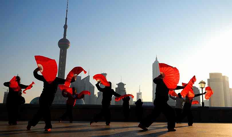 ทัวร์จีน สวรรค์ของเซี่ยงไฮ้ 5 วัน 3 คืน