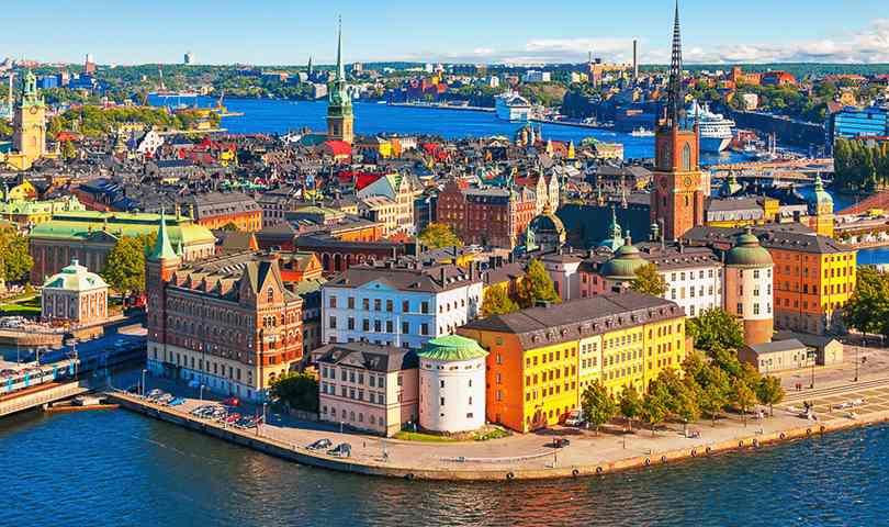 ทัวร์สแกนดิเนเวีย ดินแดนแห่งยุโรปเหนือ เดนมาร์ก นอร์เวย์ สวีเดน 7วัน 4คืน