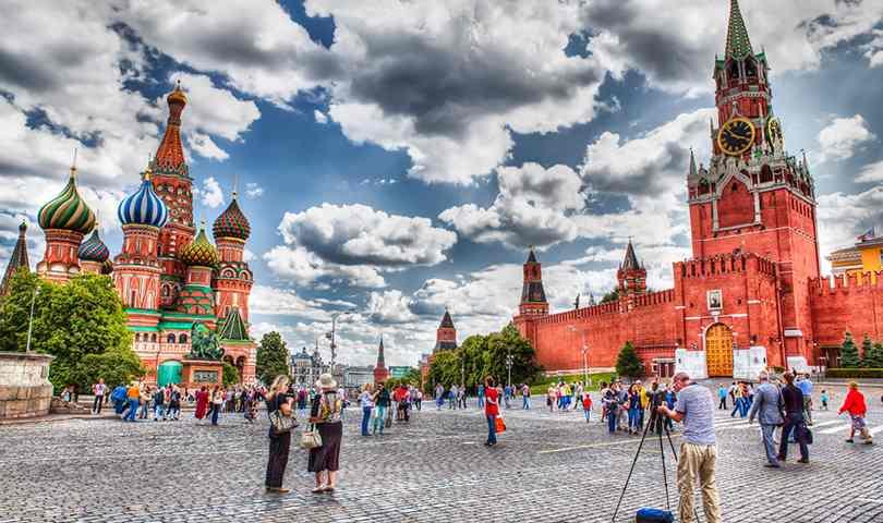 ทัวร์รัสเซีย ดินแดนแห่งพระเจ้าซาร์  มอสโคว์ เซนต์ปีเตอร์เบิร์ก 8 วัน 5 คืน