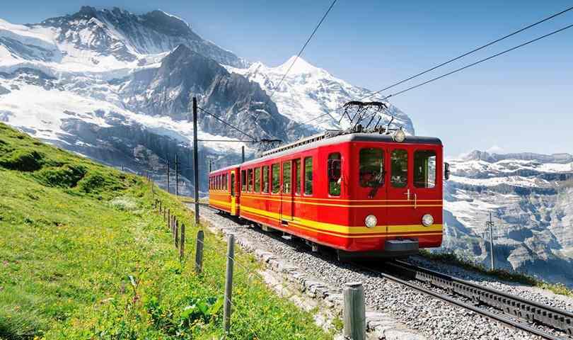 ทัวร์ยุโรป HILIGHT SWISS บินตรงสู่สวิตเซอร์แลนด์ 7วัน 5คืน