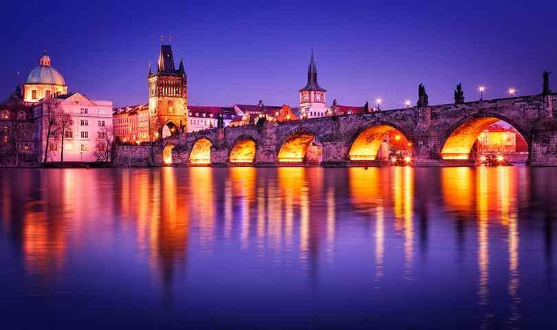 ทัวร์ยุโรปตะวันตก สาธารณรัฐเช็ก ออสเตรีย ฮังการี 7 วัน 4 คืน