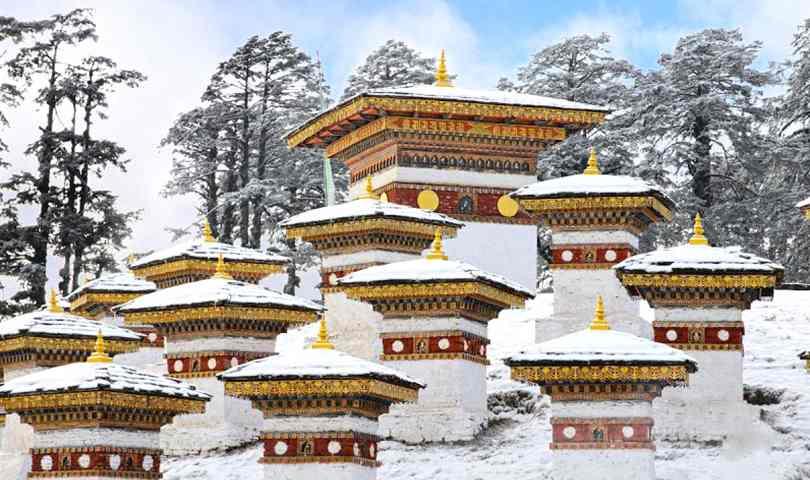 ทัวร์ภูฏาน วิมานมังกรสันติ ช่วงฤดูหนาว ตลอดเดือนมกราคม 5วัน 4คืน