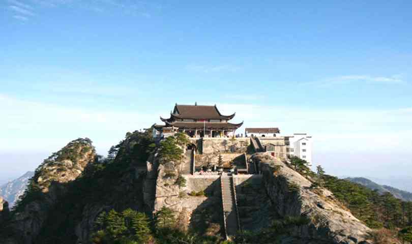 ทัวร์จีน หวงซาน เสน่ห์มรดกโลก อาบน้ำแร่ สวนพุทธธรรมจิ่วหัวซาน 5 วัน 3 คืน
