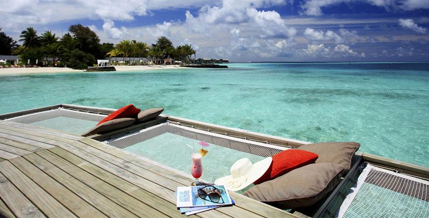 แพคเกจมัลดีฟส์ Centara Ras Fushi Resort & Spa Maldives 3 วัน 2 คืน