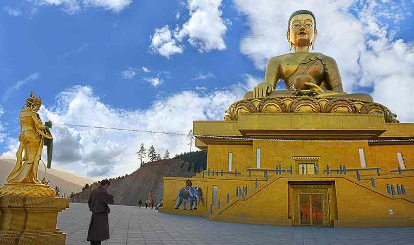 ทัวร์ภูฏาน สัมผัสกับบรรยากาศสุดเย็น ตลอดเดือนมกราคม 5วัน 4คืน