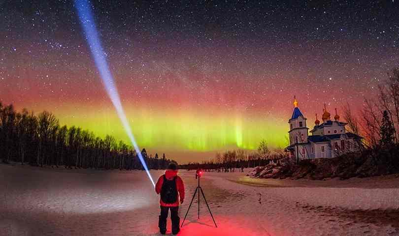ทัวร์รัสเซีย ชมแสงเหนือ ออโรร่า มอสโคว์  เมอร์มังส์ พักดี 4ดาว 7 วัน 5 คืน