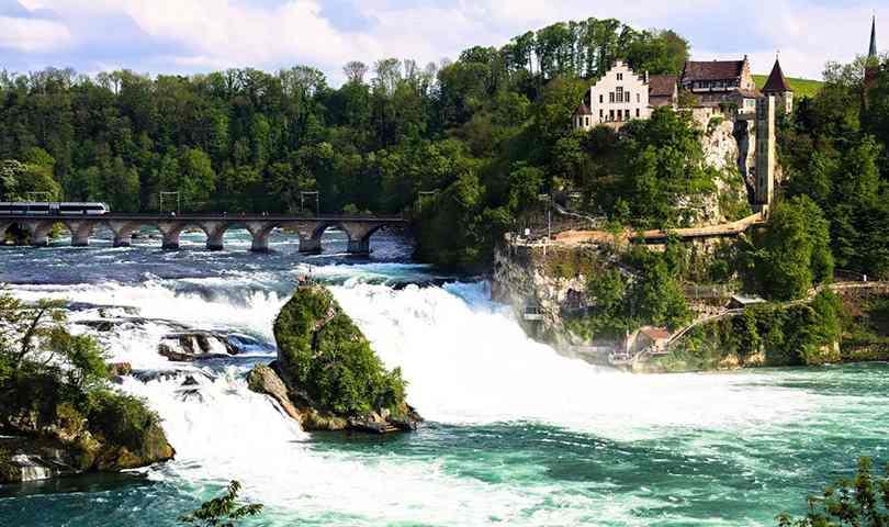 ทัวร์สวิตเซอร์แลนด์ ชมน้ำตกไรน์ ชาฟฮาวเซ่น ตามรอยละครดังลิขิตรัก 7วัน 4คืน