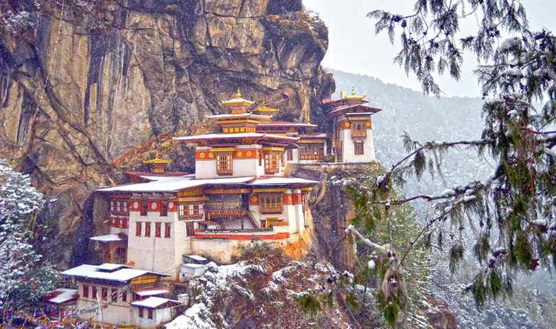 ทัวร์ภูฏาน สัมผัสความเย็นในฤดูหนาว ตลอดเดือนกุมภาพันธ์ 4วัน 3คืน