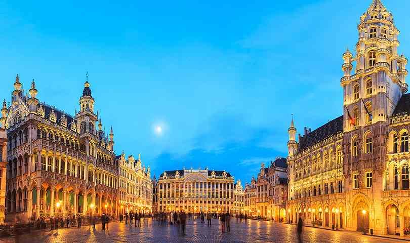 ทัวร์ยุโรป เยอรมนี ลักเซมเบิร์ก เนเธอร์แลนด์ เบลเยี่ยม 8 วัน 5 คืน