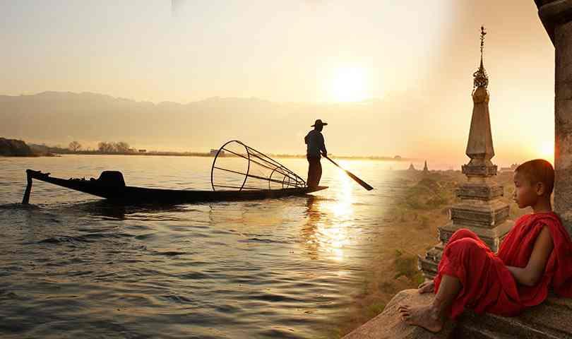ทัวร์พม่า ทะเลสาบอินเล พุกาม ทะเลย์เจดี มัณฑะเลย์ 4 วัน 3 คืน