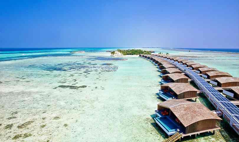 แพ็กเกจ คลับเมด Maldives , Finolhu Villas 3วัน 2คืน บินแอร์เอเชีย(FD)