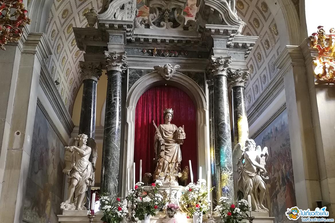 - โบสถ์ เซนต์อูเฟเมียร์ St. Euphemia โครเอเชีย -