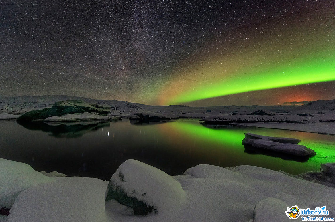 - เที่ยวไอซ์แลนด์แสงเหนือ -