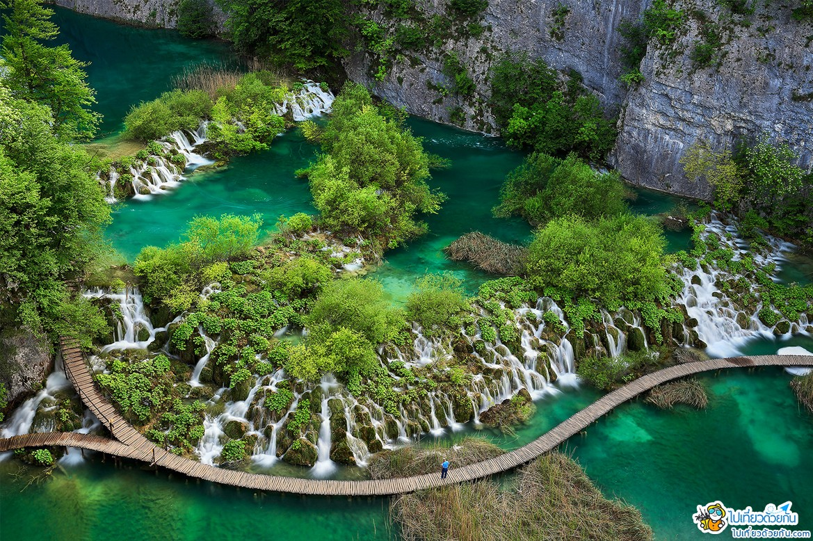 อุทยานแห่งชาติพลิตวิเซ่ เจเซร่า โครเอเชีย สรวงสวรรค์ธรรมชาติท่ามกลางขุนเขาที่มีอยู่จริง