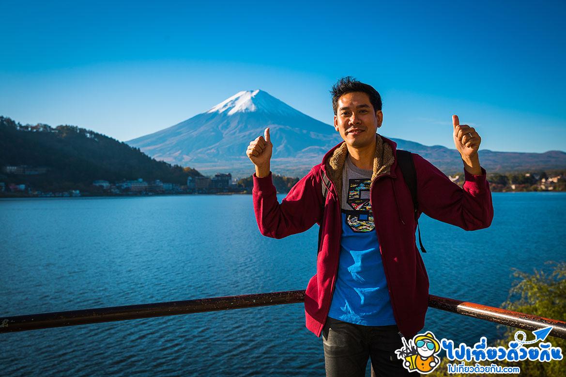 - ทะเลสาบคาวากูจิโกะ -