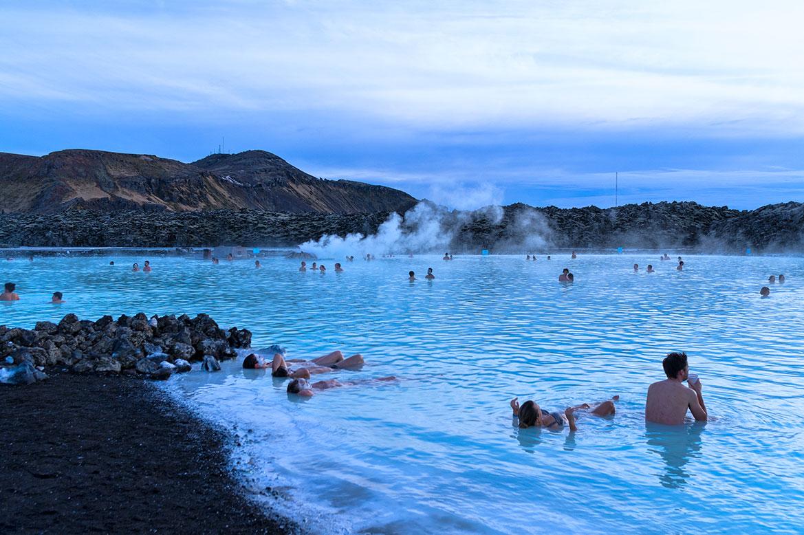 - บลูลากูน ไอซ์แลนด์ -